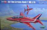 HBB81738 1/48 Bae Hawk Mk1/1a RAF Red Arrows